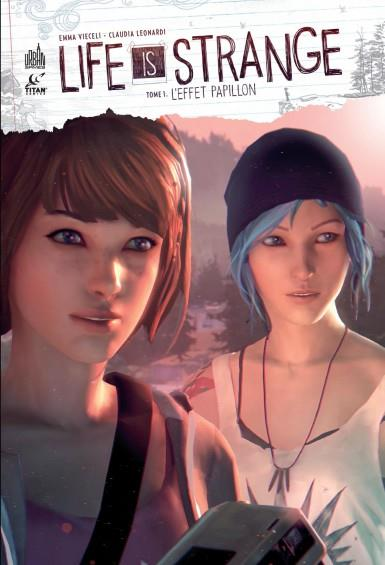URBAN GAMES - LIFE IS STRANGE TOME 1