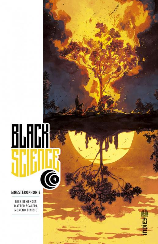 BLACK SCIENCE  - TOME 9