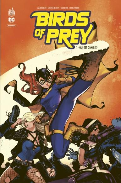 BIRDS OF PREY REBIRTH - TOME 1