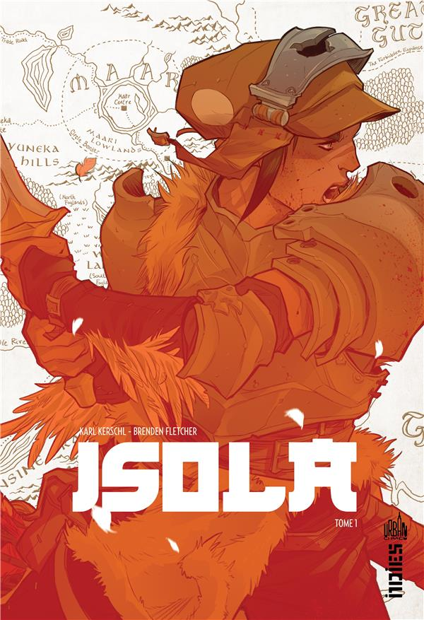 ISOLA TOME 1 - URBAN INDIE