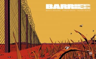 BARRIER - T01 - BARRIER - TOME 0