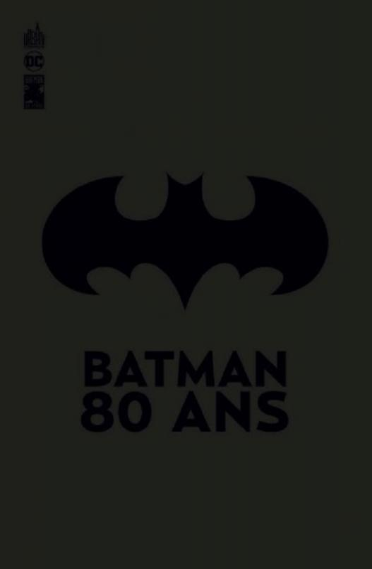 DC ESSENTIELS - T01 - BATMAN 80 ANS