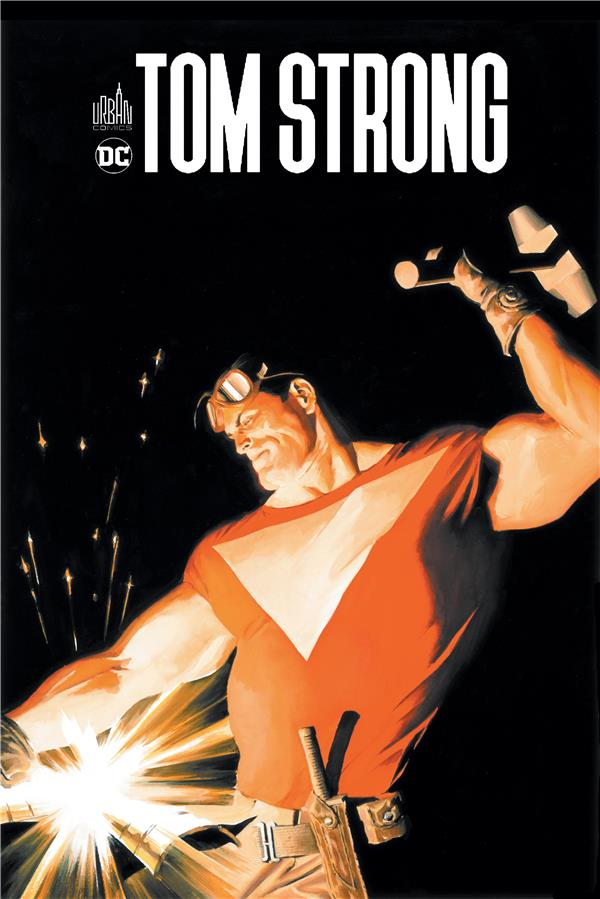 TOM STRONG TOME 1 - DC ESSENTIELS