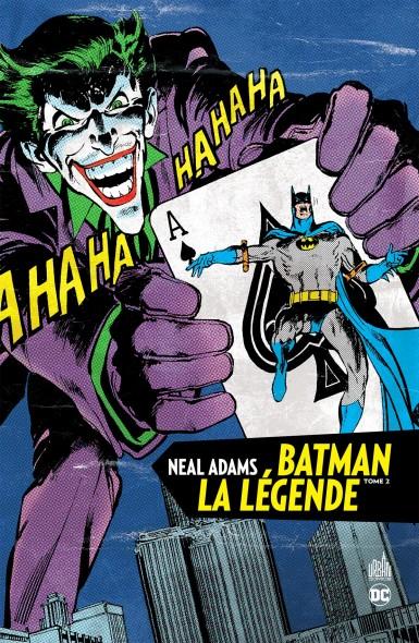 BATMAN LA LEGENDE - NEAL ADAMS TOME 2 - DC ARCHIVES