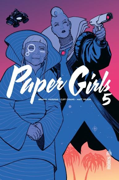 PAPER GIRLS  - TOME 5