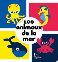 MES P'TITES IMAGES : LES ANIMAUX DE LA MER