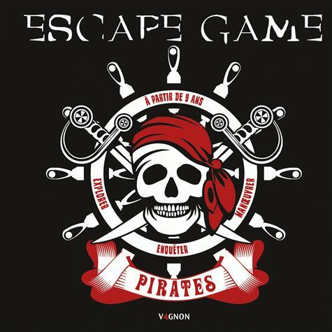 ESCAPE-GAME PIRATES