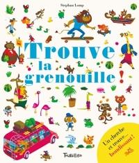 TROUVE LA GRENOUILLE