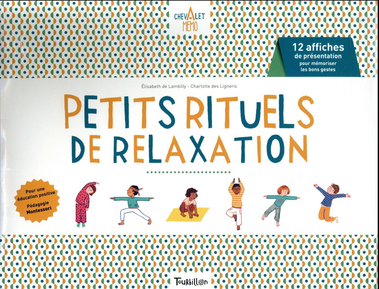 CHEVALET MEMO - PETITS RITUELS DE RELAXATION