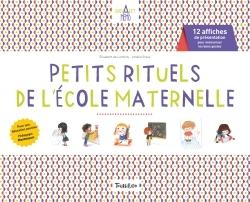 CHEVALET MEMO - PETITS RITUELS DE L'ECOLE MATERNELLE