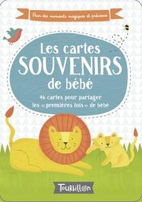 LES CARTES SOUVENIRS DE BEBE
