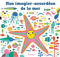 MON IMAGIER-ACCORDEON DE LA MER