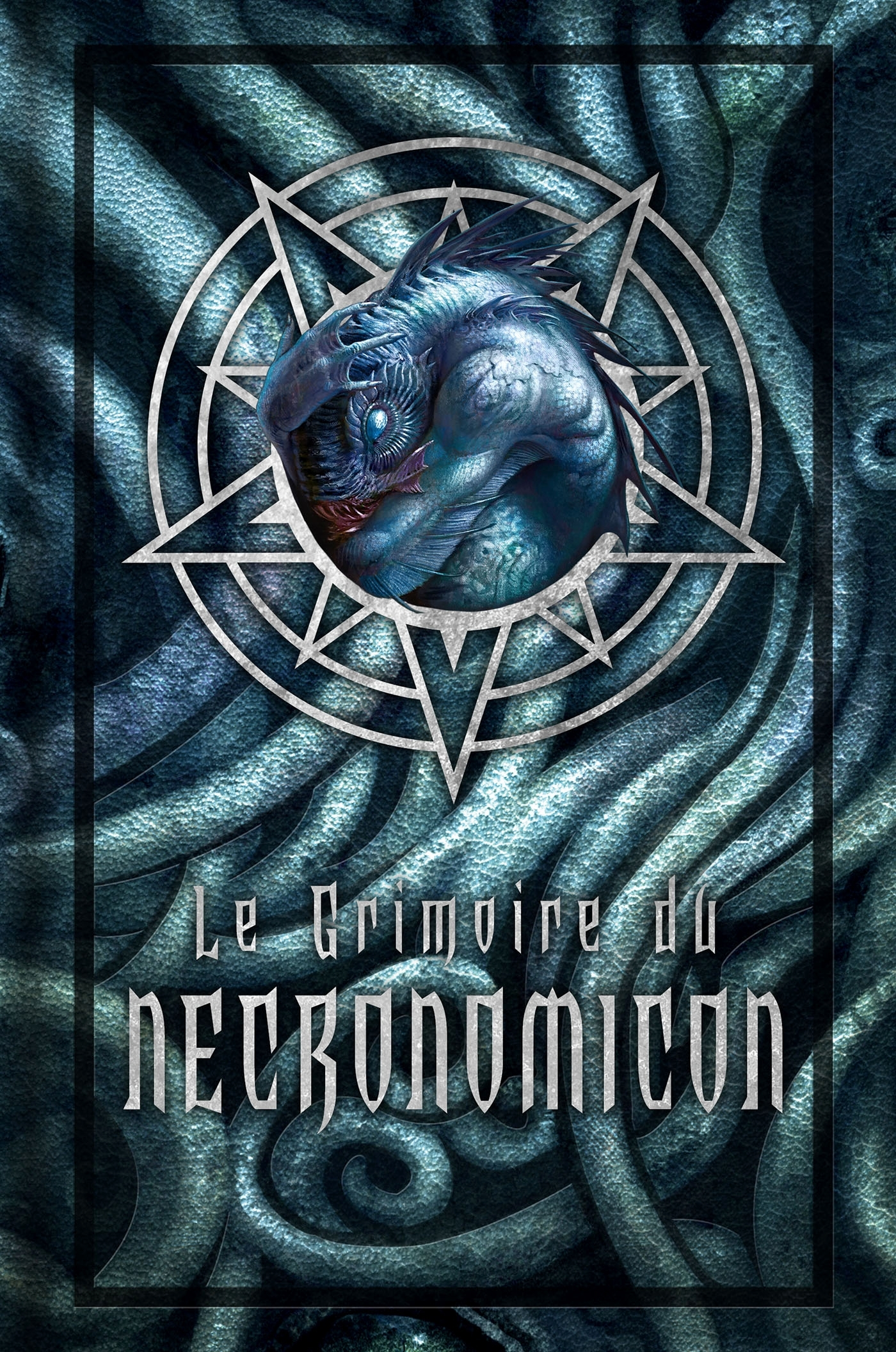 LE GRIMOIRE DU NECRONOMICON