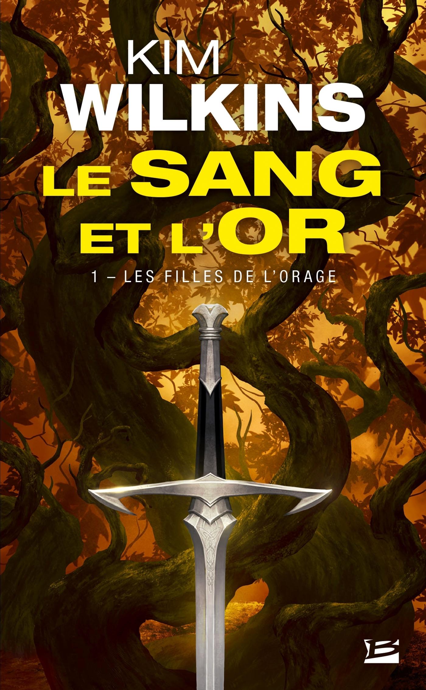 LE SANG ET L'OR, T1 : LES FILLES DE L'ORAGE