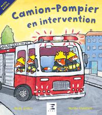 CAMION-POMPIERS EN INTERVENTION