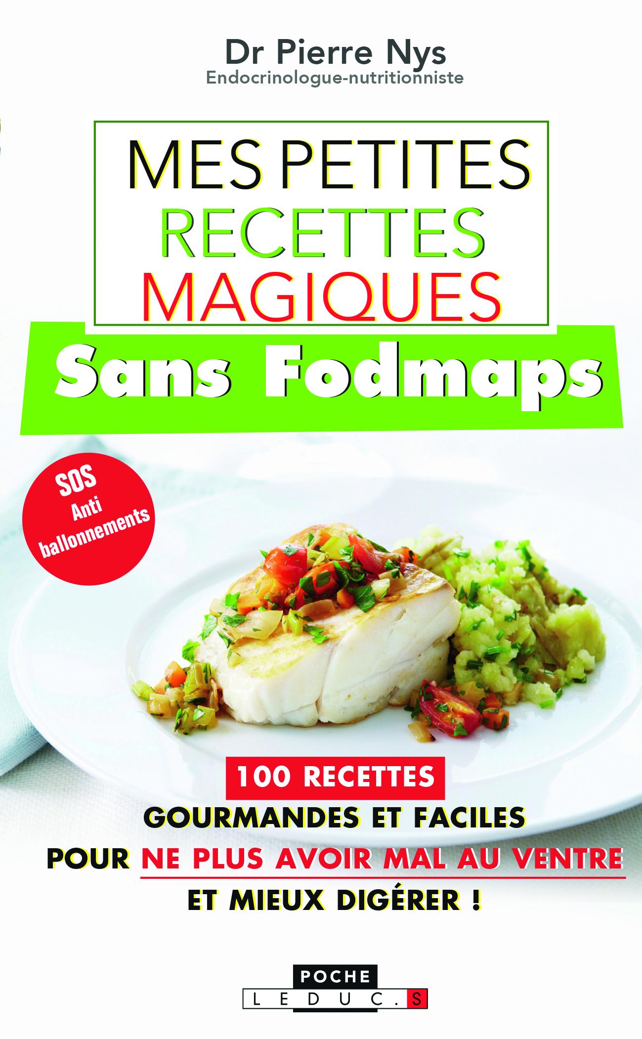 PETITES RECETTES MAGIQUES SANS FODMAPS (MES)
