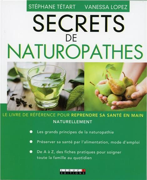 SECRETS DE NATUROPATHES