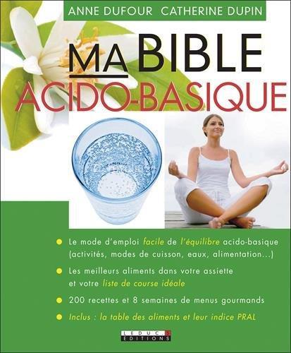 BIBLE ACIDO-BASIQUE (MA)
