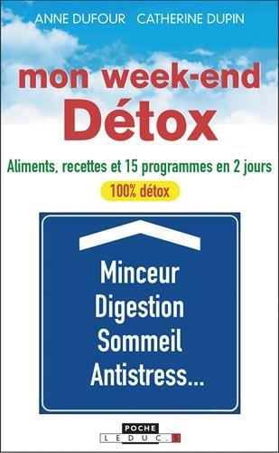 WEEK-END DETOX (MON)