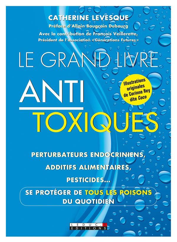 GRAND LIVRE ANTITOXIQUES (LE)
