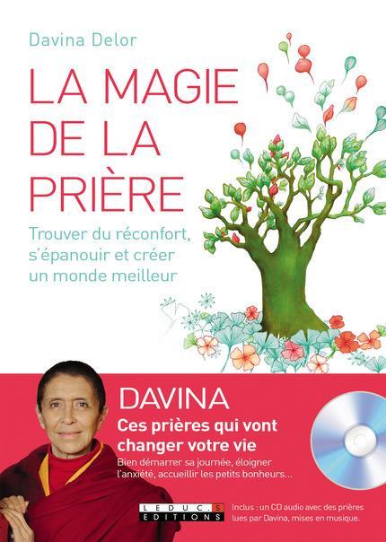 MAGIE DE LA PRIERE (LA) AVEC CD