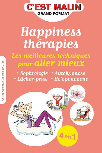 HAPPINESS THERAPIES C'EST MALIN