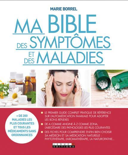 BIBLE DES SYMPTOMES ET DES MALADIES (MA)