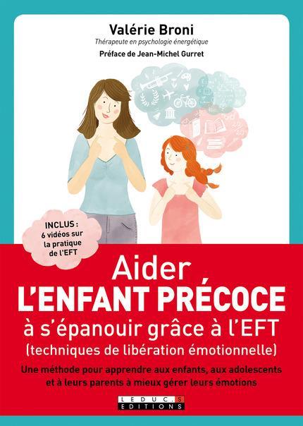 AIDER L'ENFANT PRECOCE A S'EPANOUIR GRACE A L'EFT