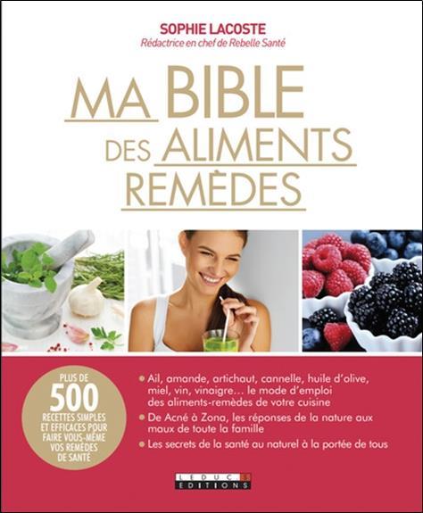 BIBLE DES ALIMENTS REMEDES (MA)