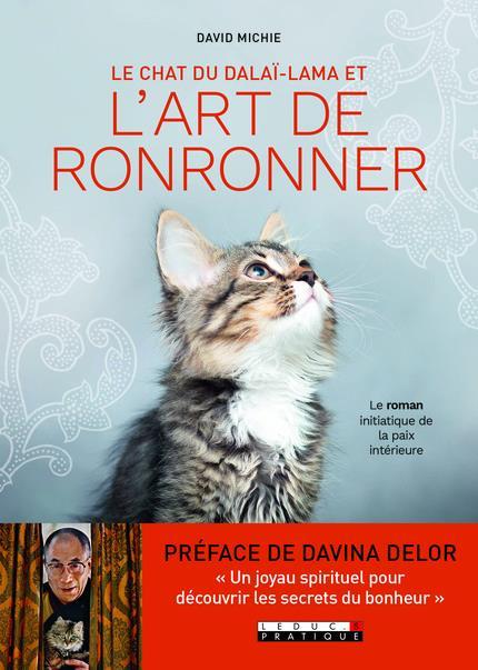 CHAT DU DALAI LAMA ET L'ART DE RONRONNER (LE)