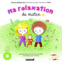 RELAXATION DU MATIN / MA RELAXATION DU SOIR (MA) + CD