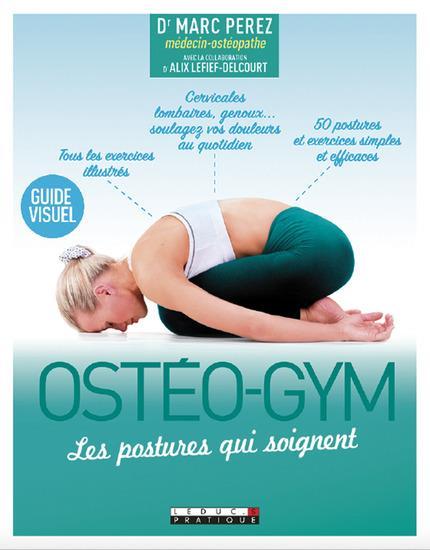 OSTEO-GYM LES POSTURES QUI SOIGNENT