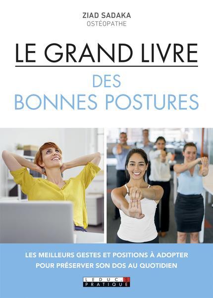 GRAND LIVRE DES BONNES POSTURES (LE)