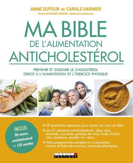 BIBLE DE L'ALIMENTATION ANTICHOLESTEROL (MA)