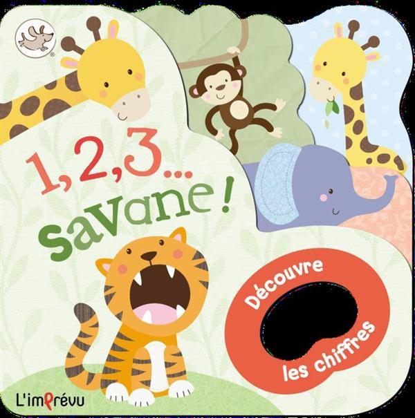 1 2 3 SAVANE