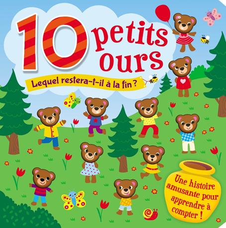 10 PETITS OURS