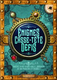 ENIGMES CASSE-TETE DEFIS