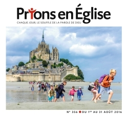PRIONS POCHE 356 AOUT 2016