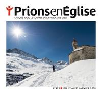 PRIONS POCHE - JANVIER 2018 N  373