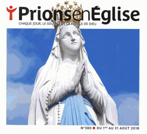 PRIONS GD FORMAT - AOUT 2018 N  380