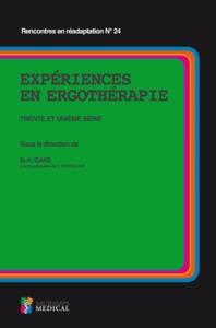 EXPERIENCES EN ERGOTHERAPIE 31E SERIE