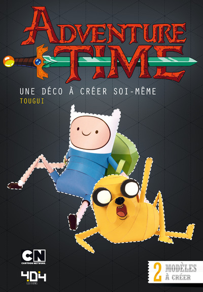 ADVENTURE TIME  UNE DECO A CREER