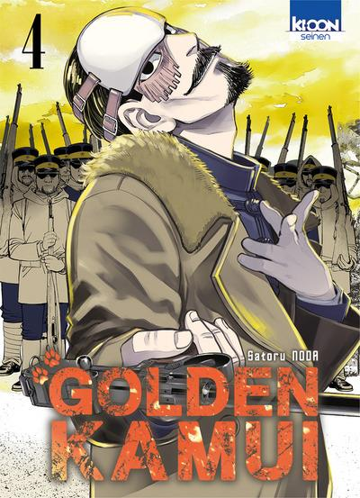 GOLDEN KAMUI T04 - VOL04