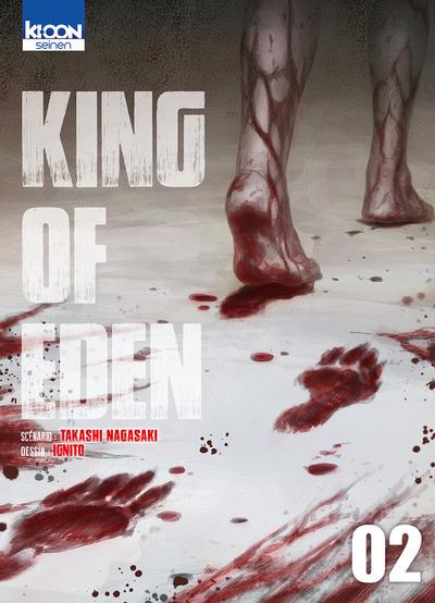 KING OF EDEN T02