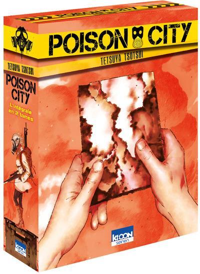 COFFRET POISON CITY - L'INTEGRALE EN 2 TOMES