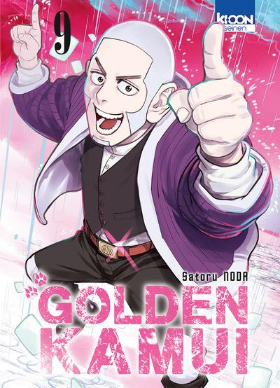 GOLDEN KAMUI T09 - VOL09
