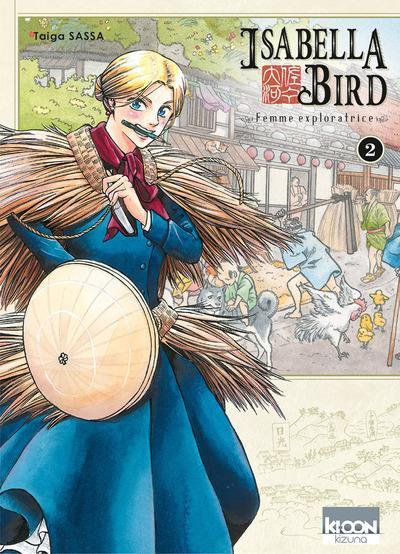 ISABELLA BIRD, FEMME EXPLORATRICE T02
