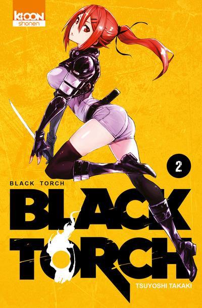 BLACK TORCH T02 - VOL02