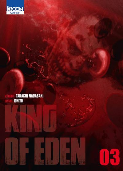 KING OF EDEN T03