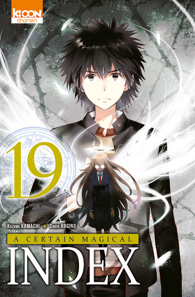 T19 A CERTAIN MAGICAL INDEX